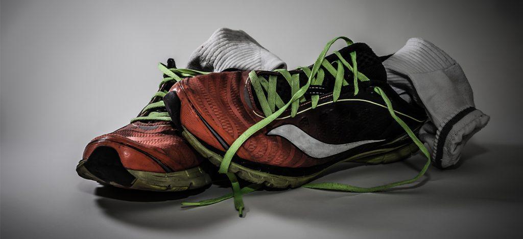 (web) Sweaty feet