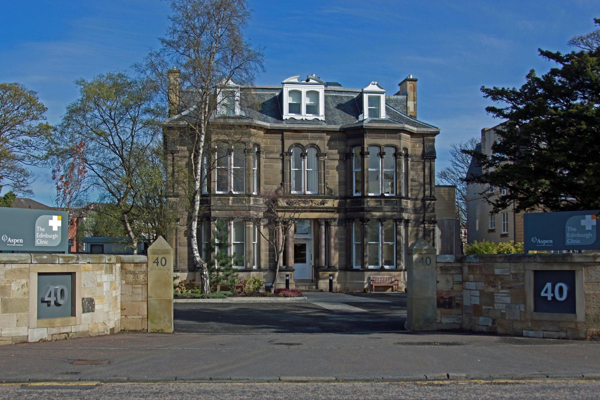 Private Podiatrist in Edinburgh